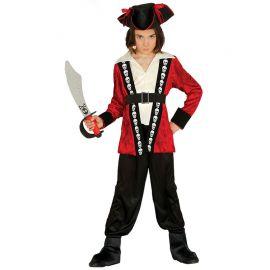 Costume Teschio Pirata per Bambino