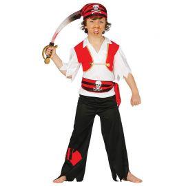 Costume Pirata Arrabbiato per Bambino