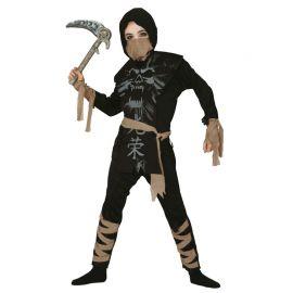 Costume da Ninja Oscuro per Bambino