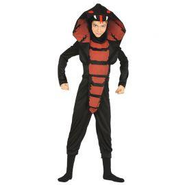 Costume da Ninja Serpente per Bambino