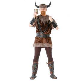 Costume da Vikingo da Uomo in Velluto