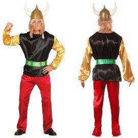 Costume Asterix Uomo Biondo