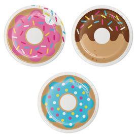 Piatti Donut Time 18 cm