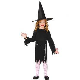 Costume Classico da Strega per Bambina