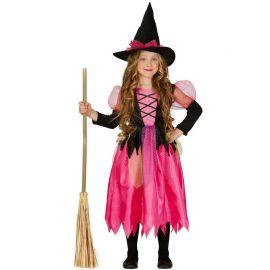 Costume Strega per Bambina Scintillante