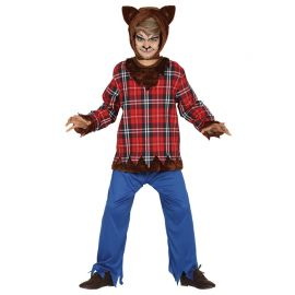 Costume Uomo Lupo Bambino