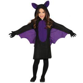 Costume Pipistrello Tenebroso per Bambina