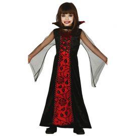 Costume da Vampira Contessa per Bambina Elegante