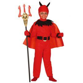 Costume da Diavoletto per Bambino con Coda