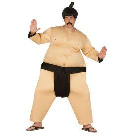 Costume Lottatore Sumo Per Adulto
