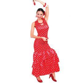 Costume da Flamenca per Donna Ballerina