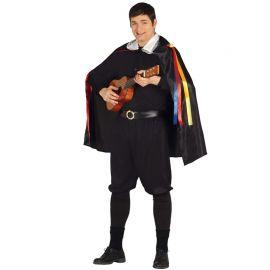 Costume da Tuno per Uomo Cantautore