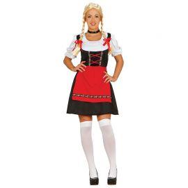 Costume da Bavarese per Donna Oktoberfest