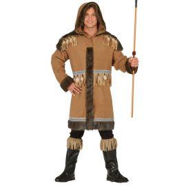 Costume da Eschimese per Uomo Cacciatore