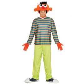 Costume da Epi Uomo Arancione