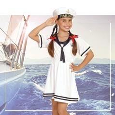 Costumi da Marinai per Bambini