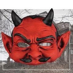 Maschera Diavolo