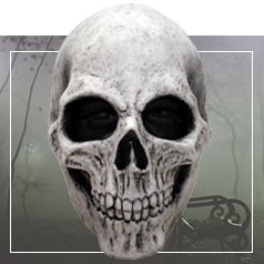 Maschera Scheletro