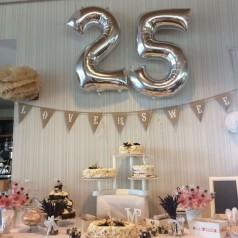Festa 25 Anni Matrimonio