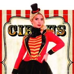 Costumi Circo Donna