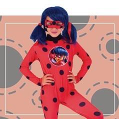 Costumi Ladybug Bambina