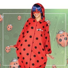 Costumi Ladybug Donna