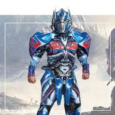 Costumi Transformers