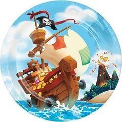 Compleanno Tesoro Pirata