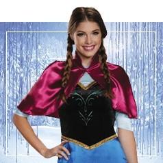 Vestiti Anna Frozen Donna