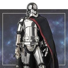 Costumi Capitano Phasma
