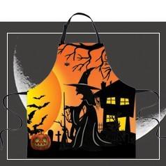 Grembiule Halloween