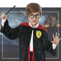 Costumi Harry Potter Bambini
