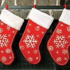 Stivali Babbo Natale