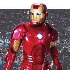 Costumi Iron Man Uomo