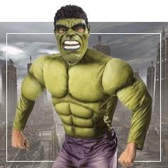 Costumi Hulk Uomo