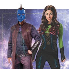 Costumi Guardiani della Galassia