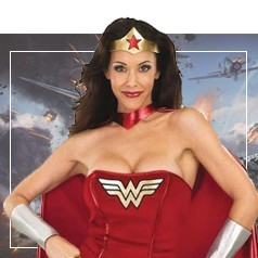Costumi Wonder Woman Donna