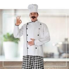 Costumi Cuoco Adulti