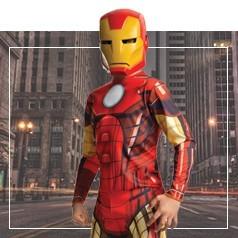 Costumi Iron Man Bambino