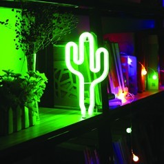 Addobbi Luci Neon