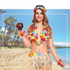 Costumi Hawaiani
