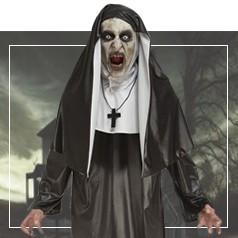 Vestiti Suora Halloween