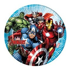 Compleanno The Avengers