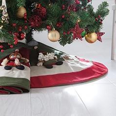 Copripiedi per Albero di Natale