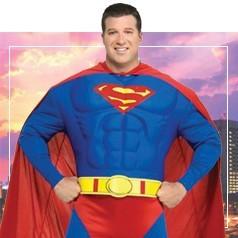 Vestiti Superman