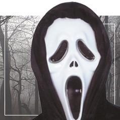 Maschere Scream