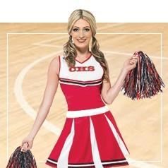 Vestiti Cheerleader
