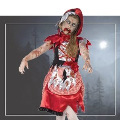Costumi Cappuccetto Rosso Halloween