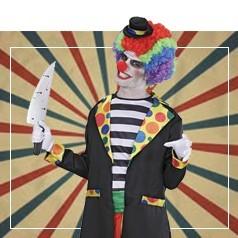 Costumi Circo del Terrore