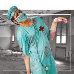 Costumi Dottore Halloween